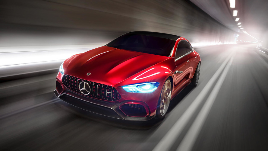 Mercedes-AMG Confirms Its 805-HP Hybrid V8 Will Go Into Production