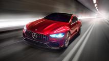 Концепт Mercedes-AMG GT