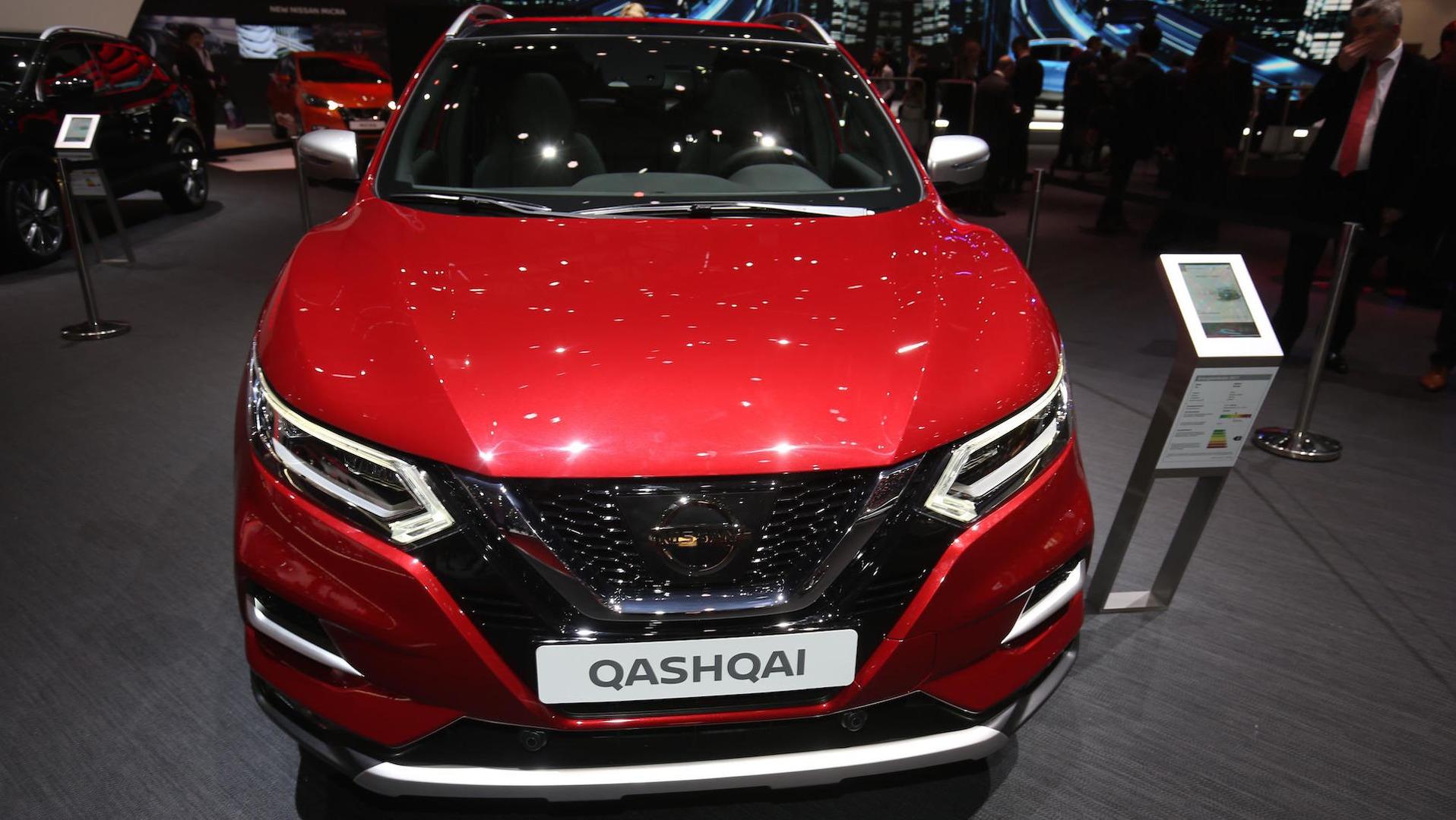 2018 Nissan Qashqai: Facelift, Changes, Autonomous Driving Tech >> Nissan Qashqai Facelift Brings Predictable Revisions Tech