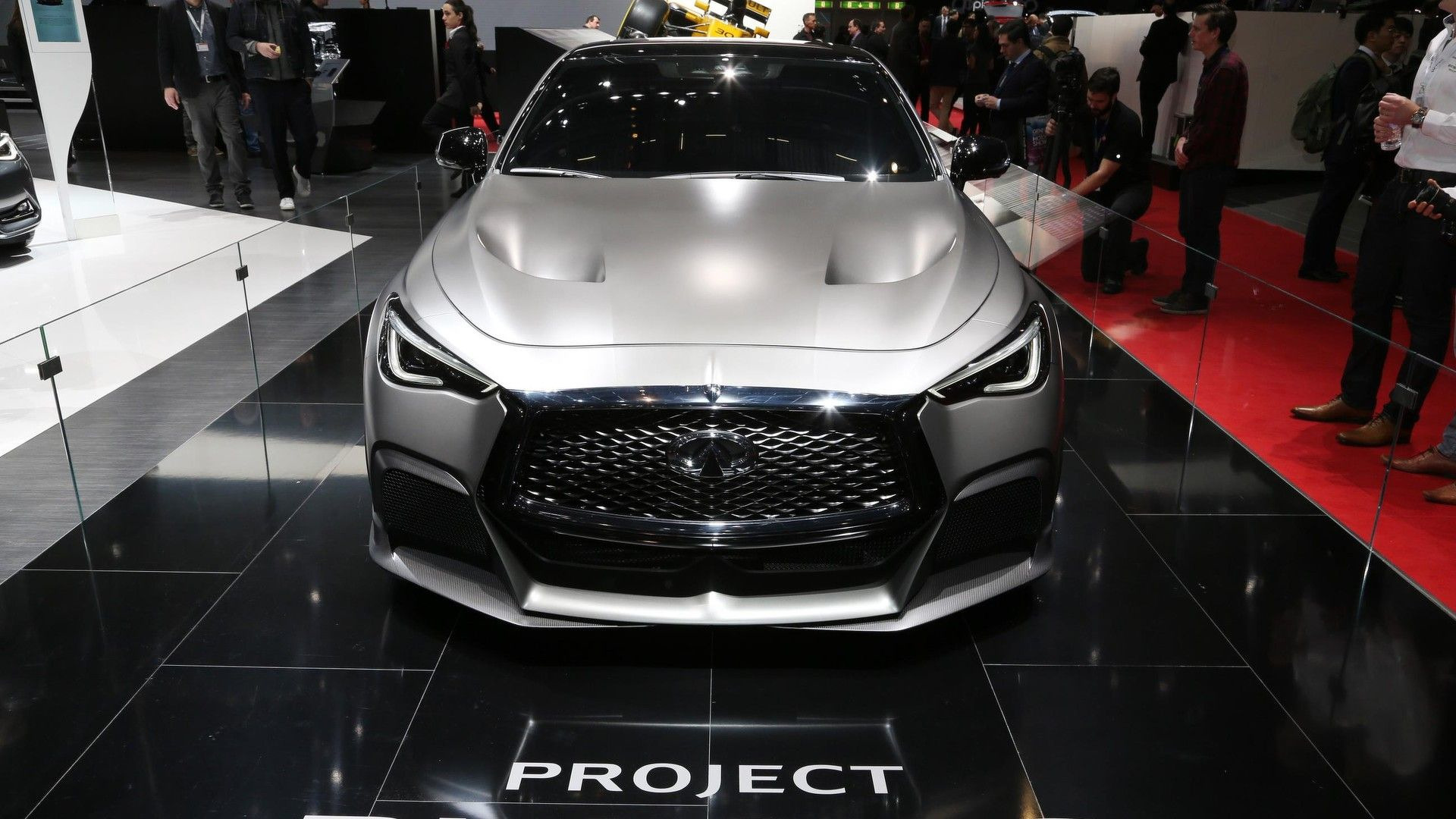 500 Hp Infiniti Q60 Black S Road Ready Concept May Debut In