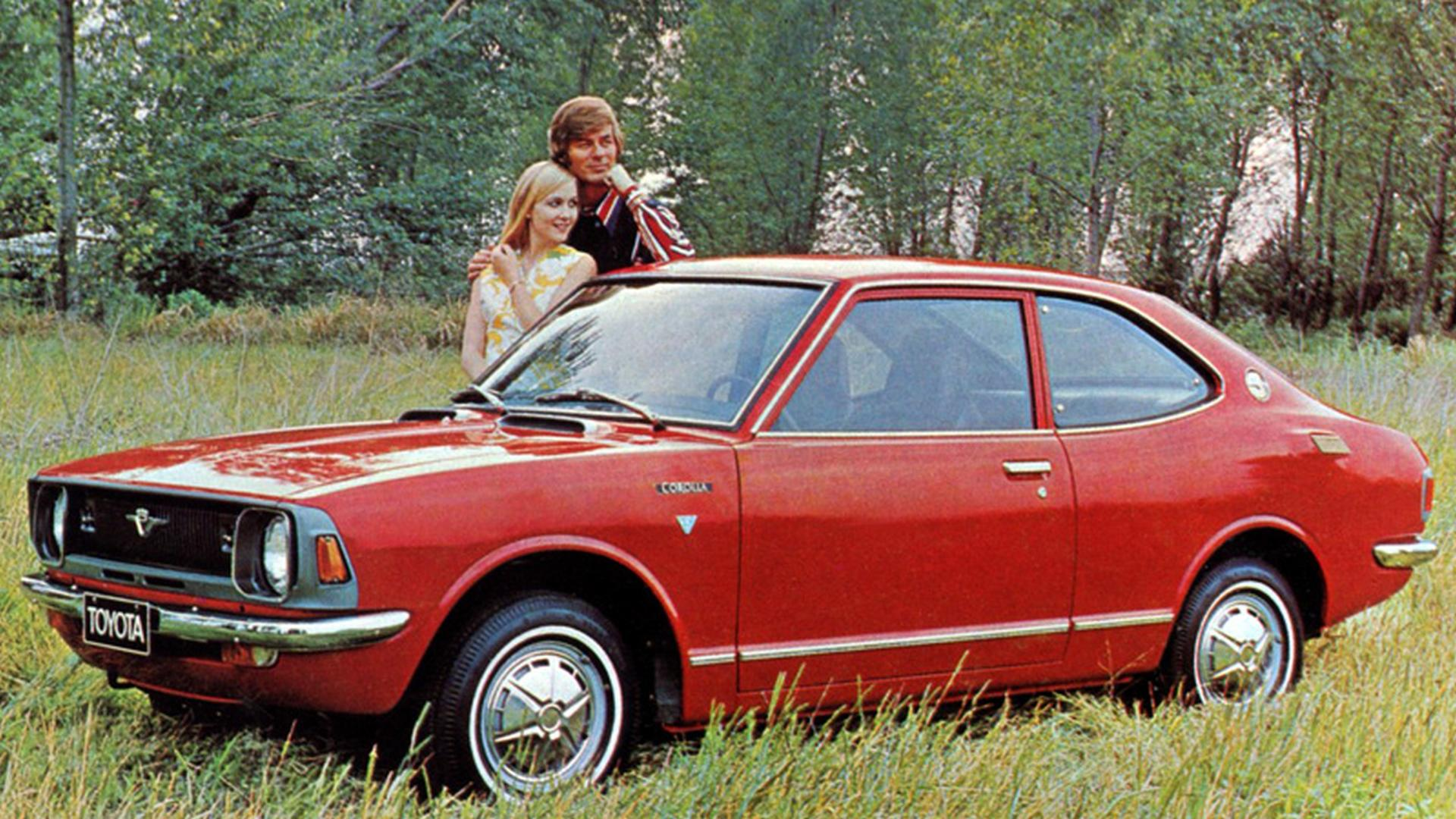 Kekurangan Toyota Corolla 1970 Review