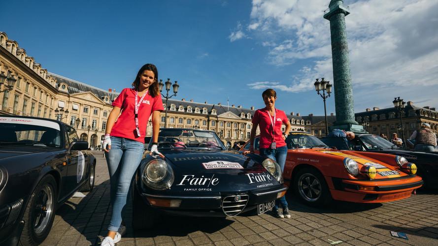 Fransa'daki Richard Mille Prensesler Rallisi'nde 100 ekip yarışacak