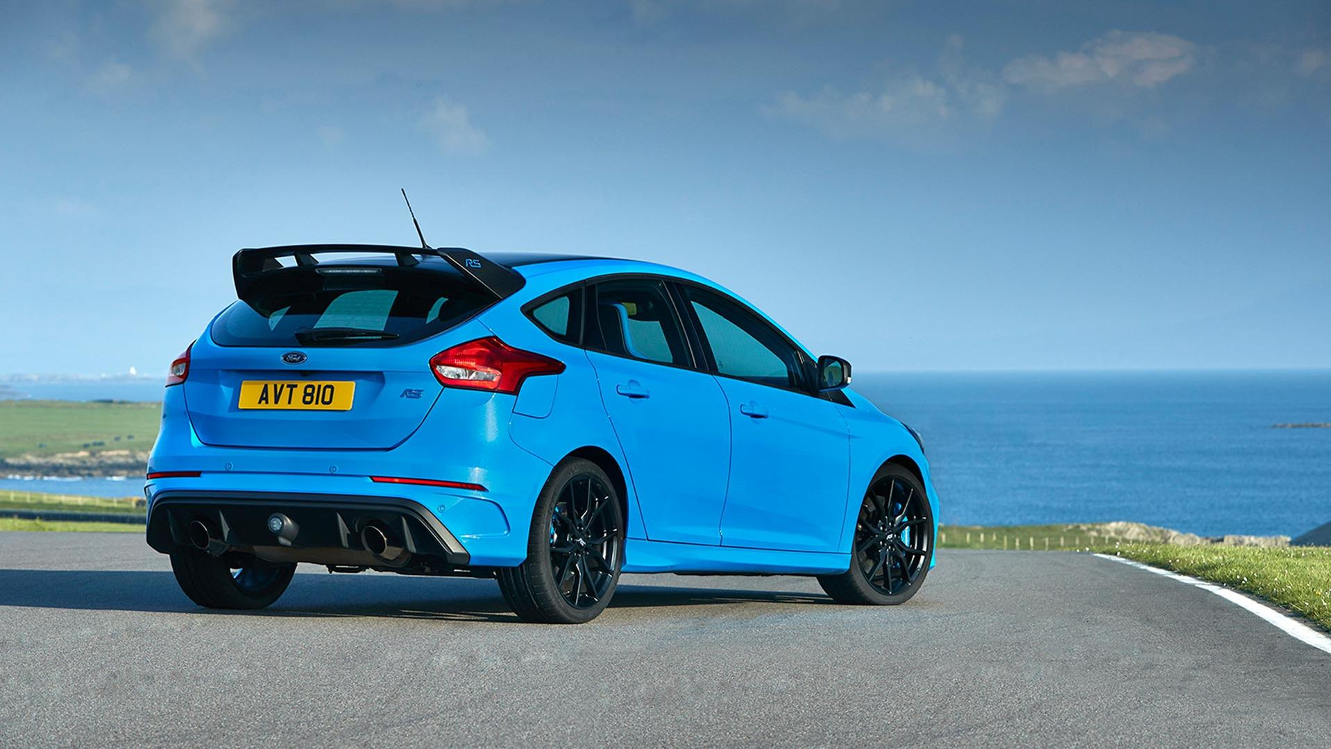 Ford Focus Rs Hp >> Mountune Can Boost Your Ford Focus Rs To 400 Hp