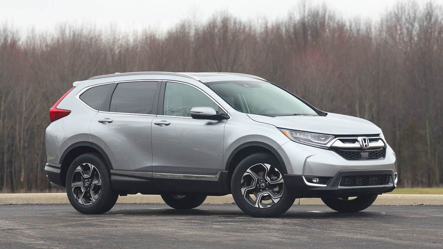 2017 Honda CR-V Review: The Best Gets Better