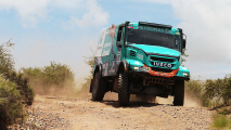 Dakar 2016 MAN guida la classifica dei Camion
