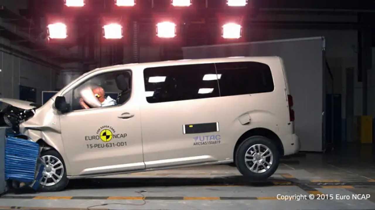 EuroNCAP PSA e Toyota