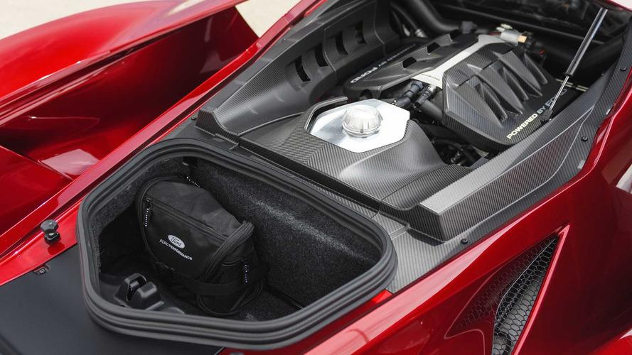 Primera prueba Ford GT 2017