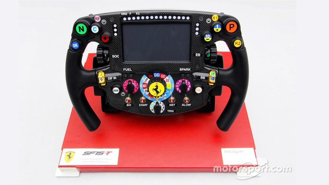 Amalgam Collection - Ferrari SF15-T steering wheel