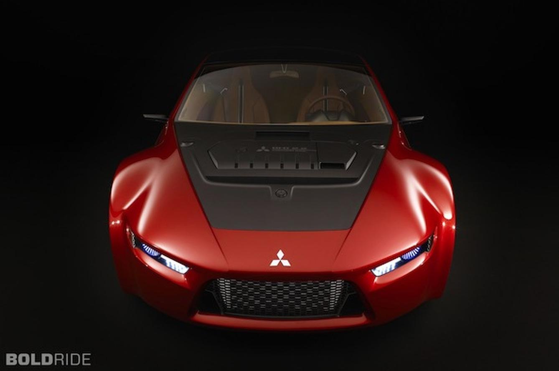 Mitsubishi Evo Going Hybrid, Could Make 500HP