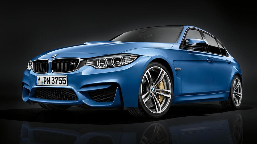 2018 BMW 3-Series details emerge, M3 getting 500 bhp
