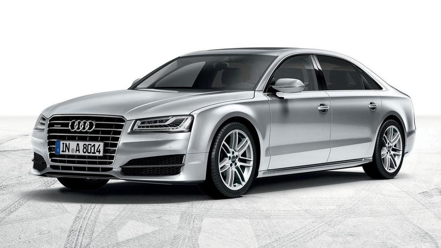 Audi A8 Sport unveiled in the U.K.
