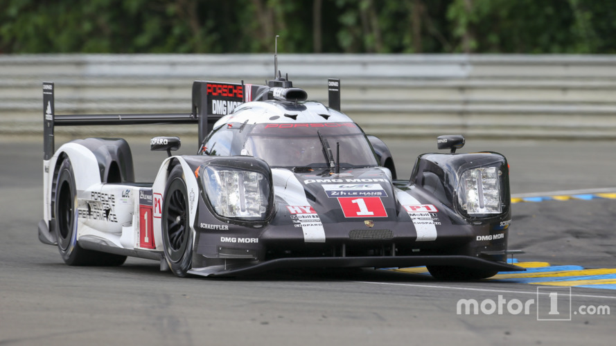 Le Mans 24 Hours: Porsche takes 1-2 in free practice