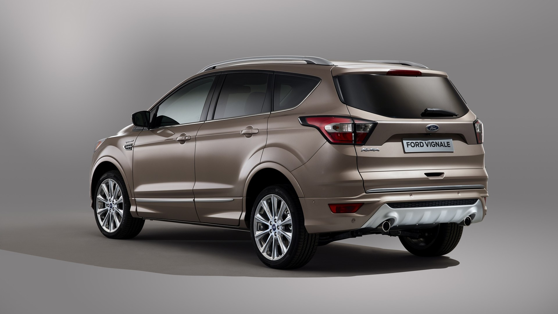 Ford Kuga Vignale >> Upscale Ford Kuga Vignale Confirmed For Europe