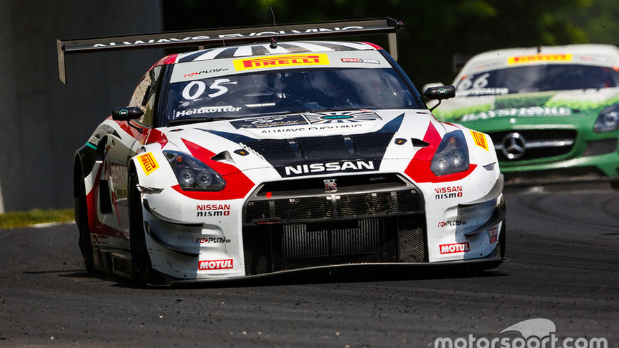 Nissan announces global motorsport program for 2016 - video