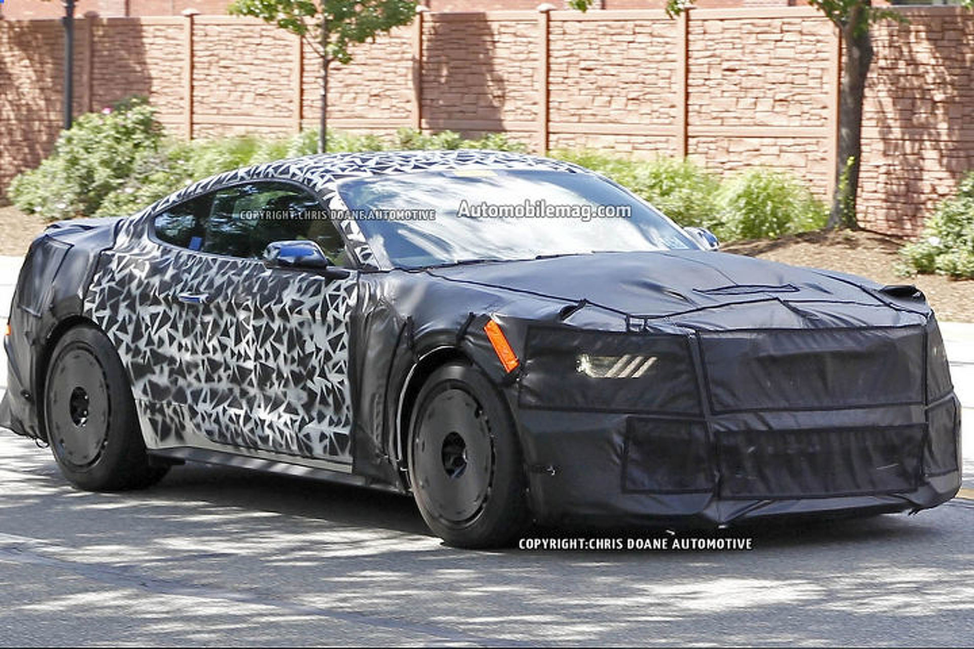 Ford Developing A Mustang Svt But Whats Under The Hood