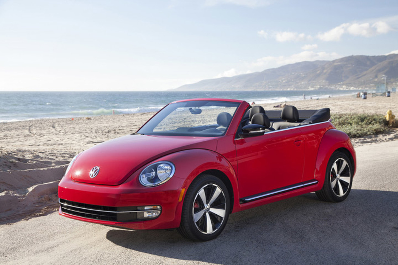 Top Five Budget Convertibles of Summer 2014