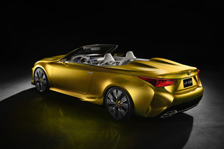 Lexus LF-C2 Concept Pushes All the Emotional Buttons