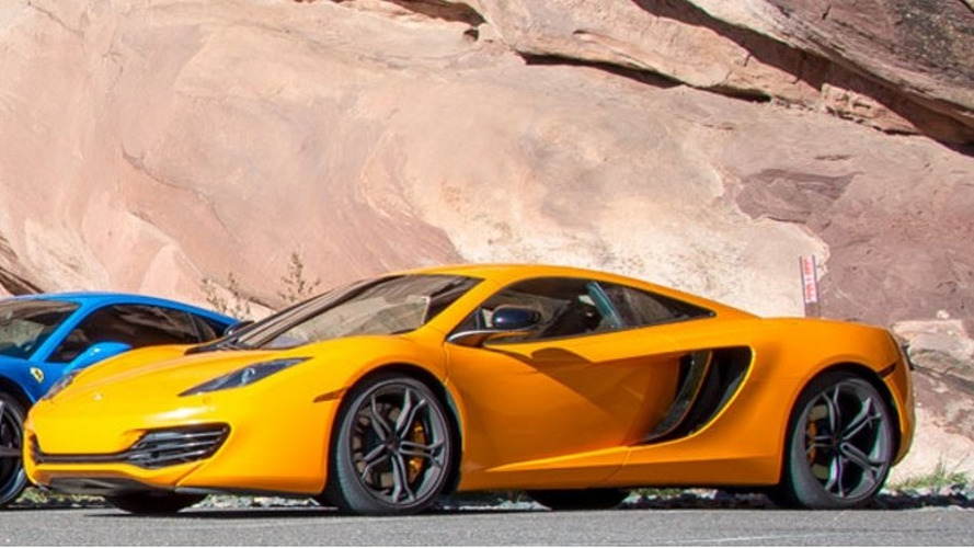 McLaren 12C from Mile High Drive