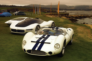 The World's Rarest Cars are Heading to Pebble Beach