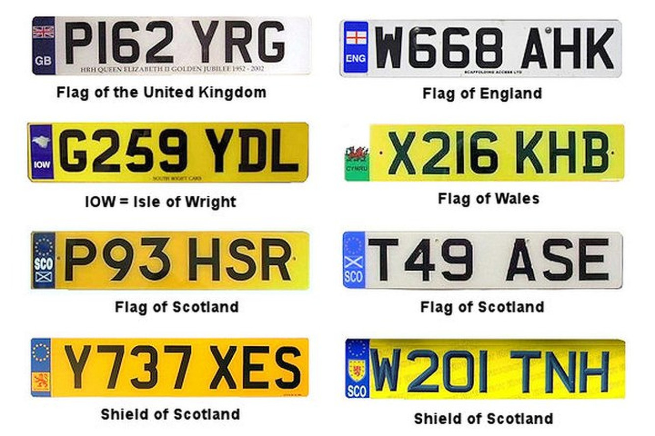 The 10 Most Valuable License Plates in the UK Cost More Than Most Cars