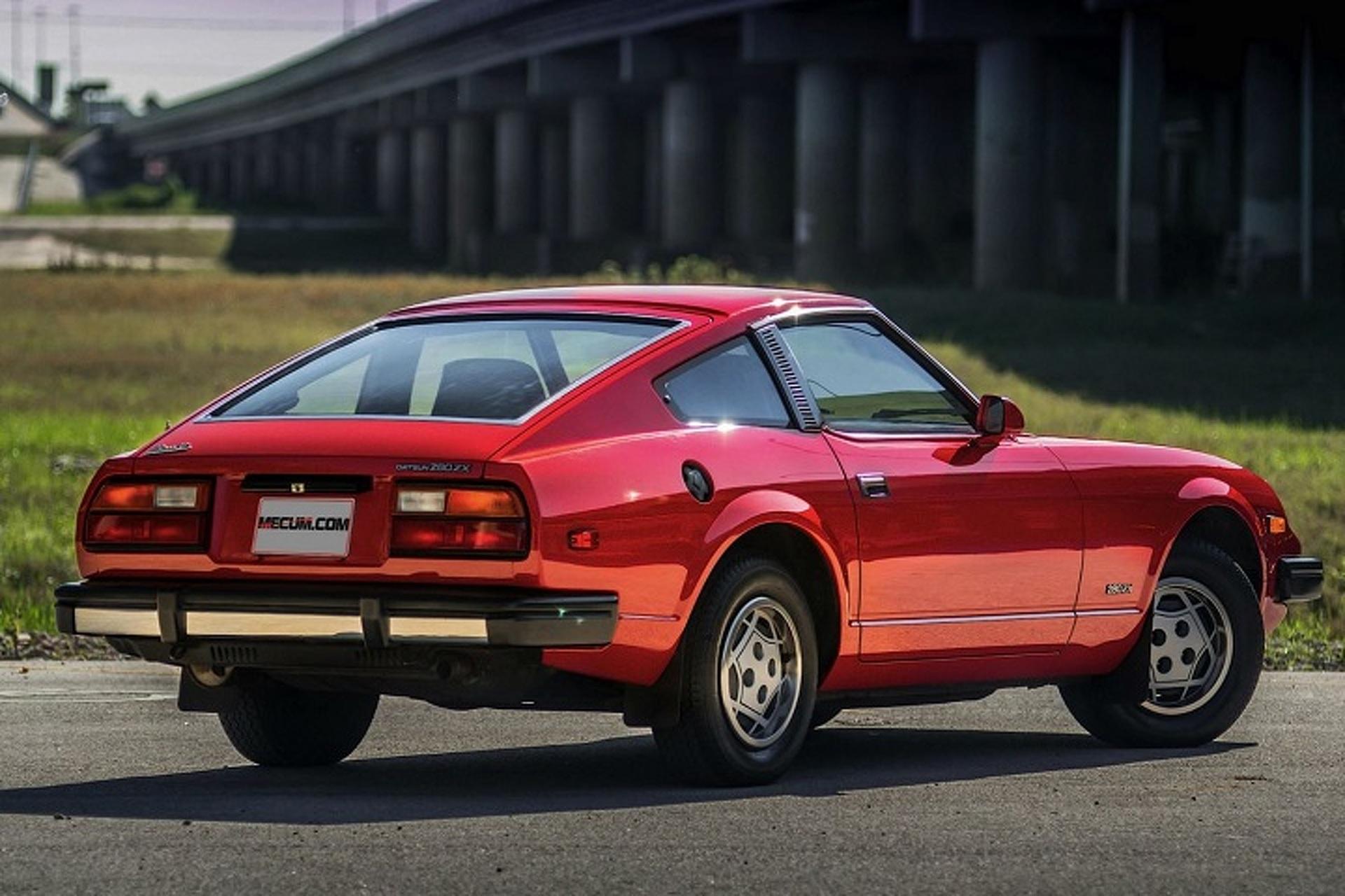 1979 nissan 280 zx