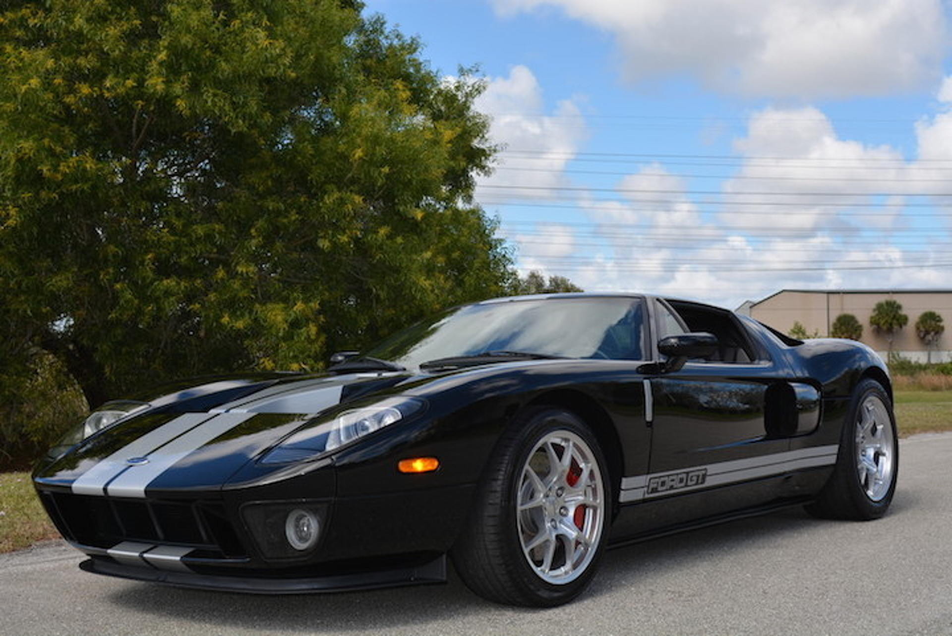 Pristine  Ford Gt Or Hp Lamborghini Murcielago Which Would You Buy