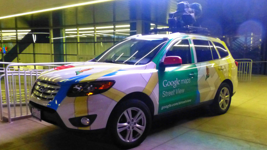 Man arrested for throwing Molotov cocktails at Google vehicles
