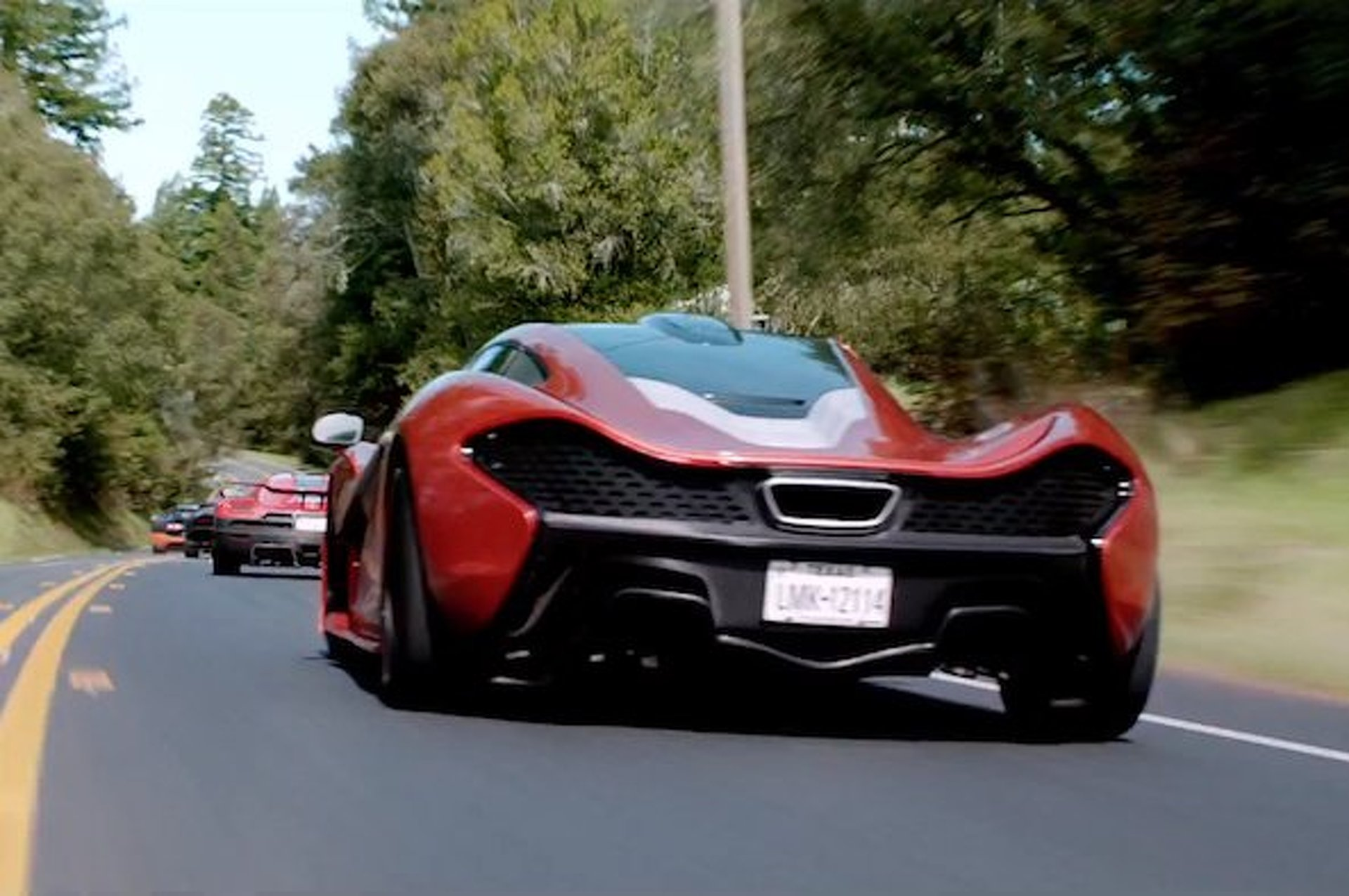 need for speed movie cars used