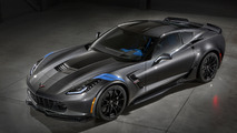 2017 Chevy Corvette Grand Sport