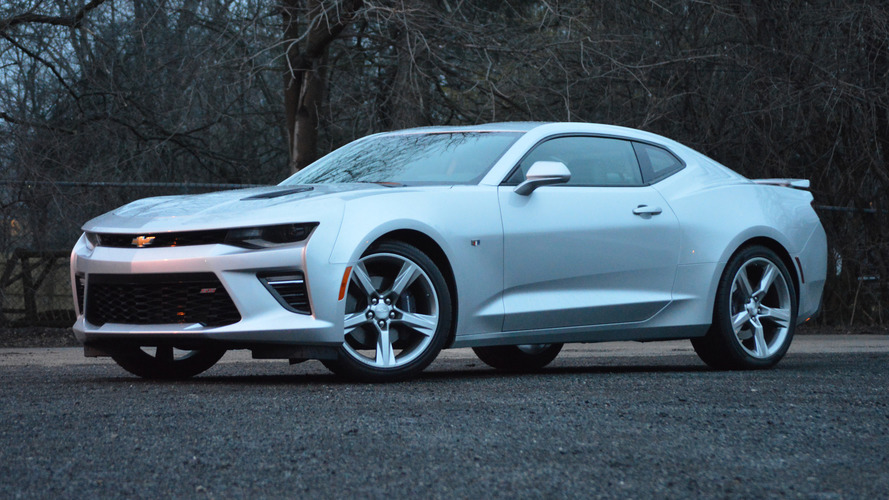 2016 Chevy Camaro SS Review