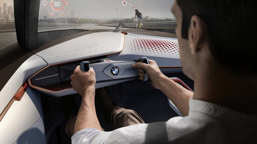 BMW yüzüncü yılını Vision Next 100 konsepti ile kutluyor