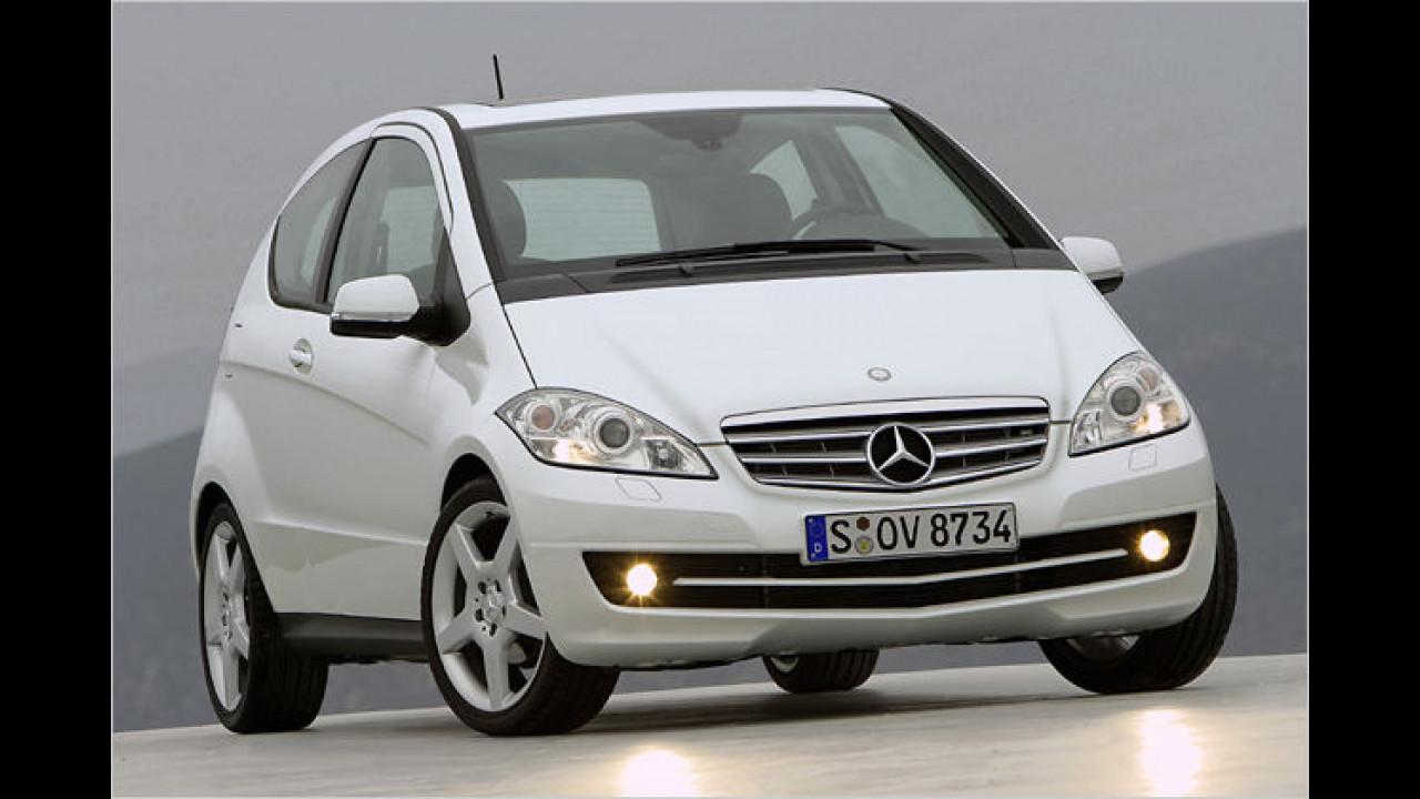 Mercedes A 200 CDI Elegance 3-türig DPF
