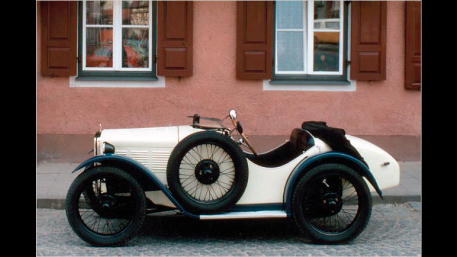 Die Geschichte der BMW-Roadster zum Durchklicken