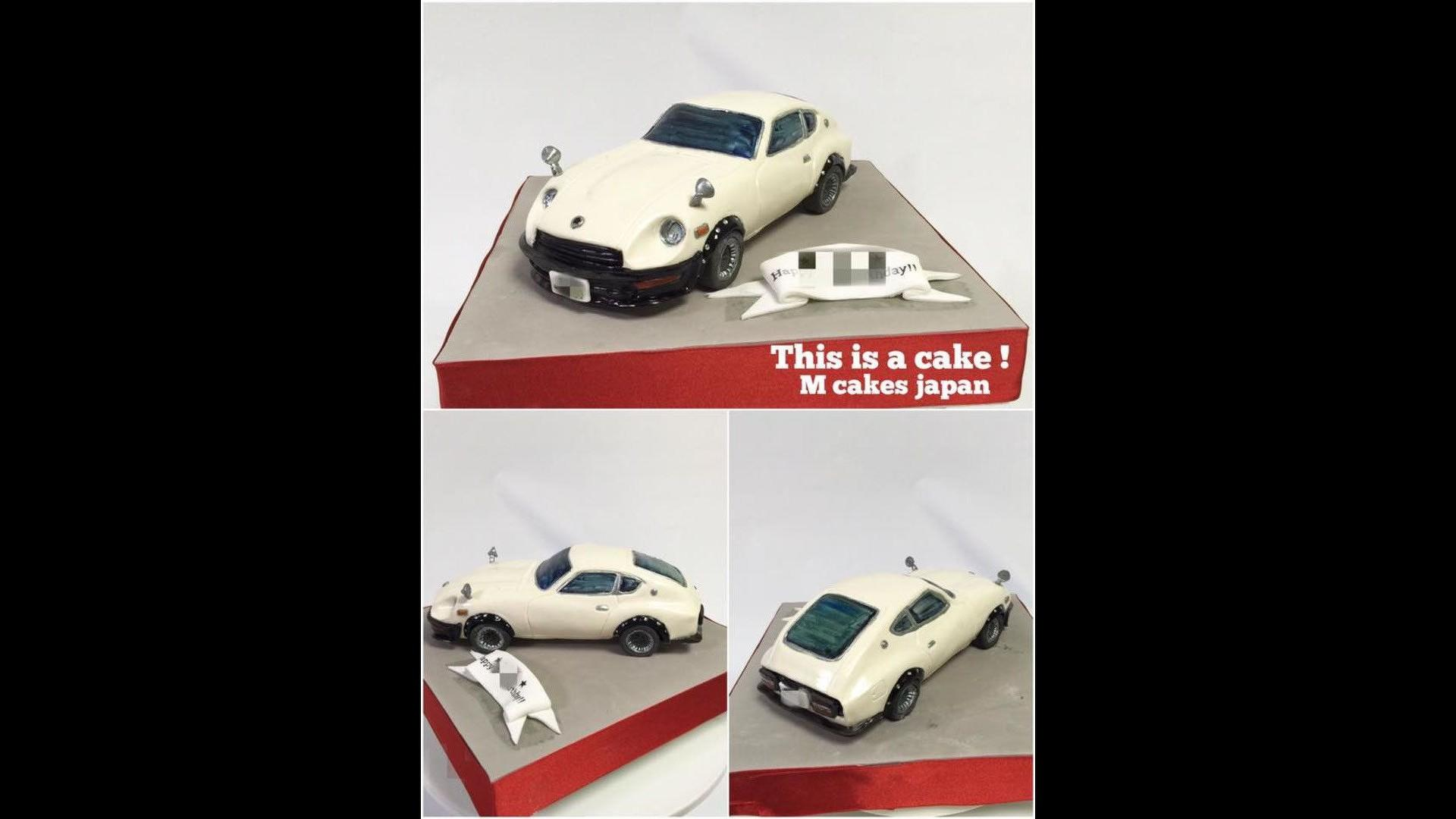This Japanese Bakery Lets You Have Your Car Cake And Eat It Too