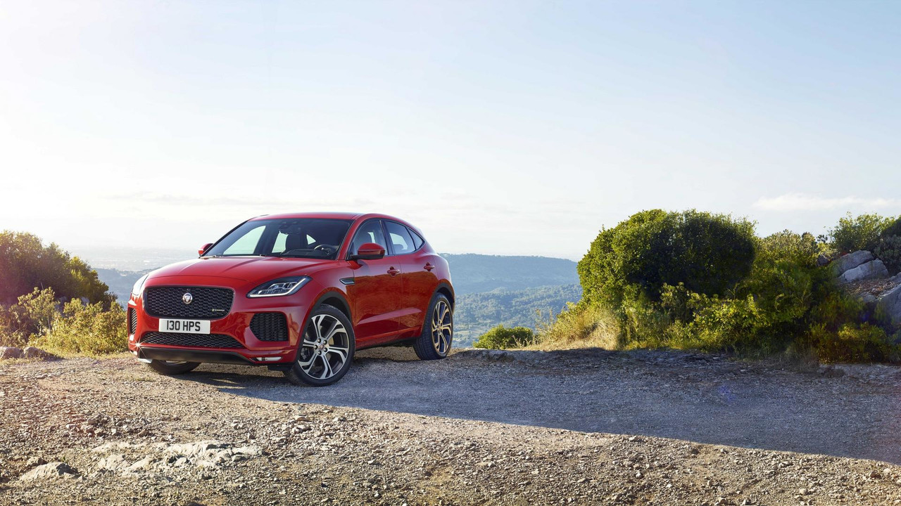 2018 Jaguar E-Pace: Everything You Wanted To See In 5 Videos