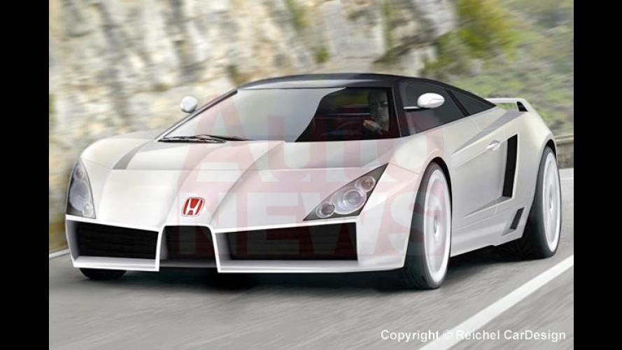 Honda: Extrem-Renner mit V10-Motor soll NSX ablösen