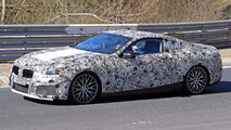 BMW M8 spy photo