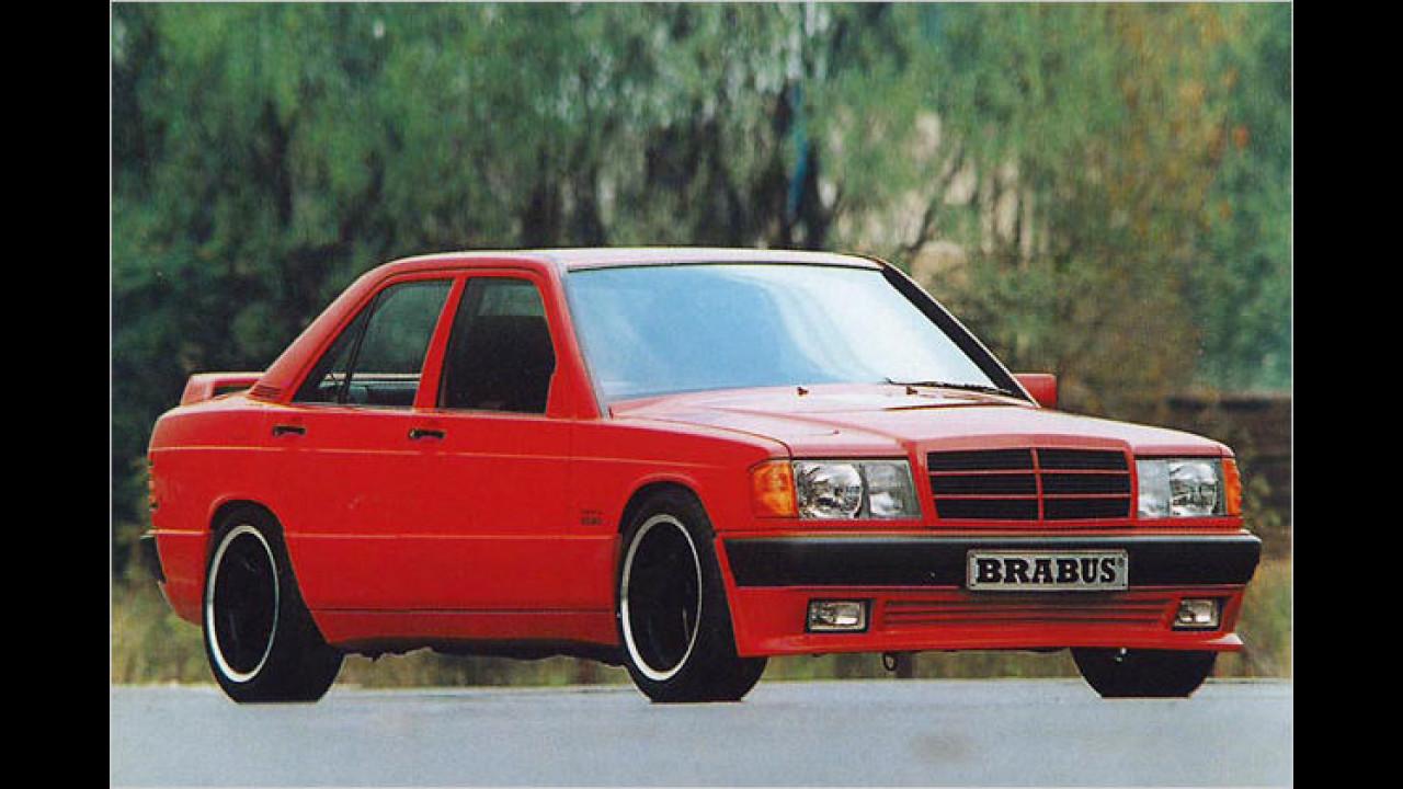 1989: Motor mit Vierventiltechnik