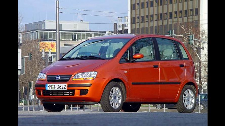 Fiat Idea: Kleinwagen mit dem Ladevolumen eines Kombis