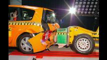 Crash: Heckaufprall Van