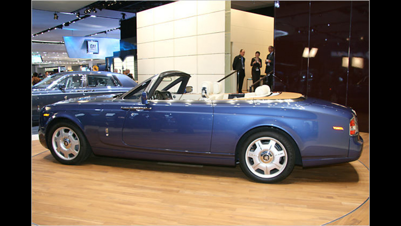 Rolls-Royce Drophead Coupé
