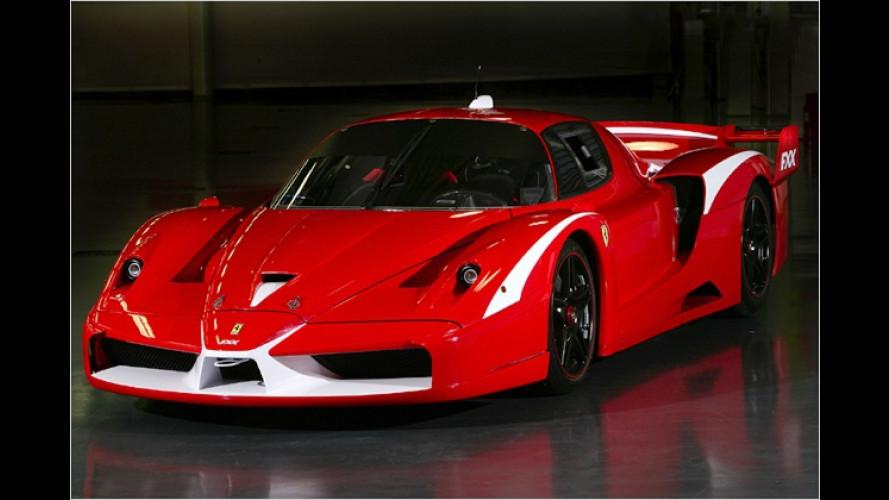 Ferrari FXX: Die Evolution des Supersportlers geht weiter
