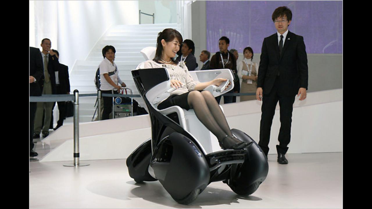 Toyota i-REAL