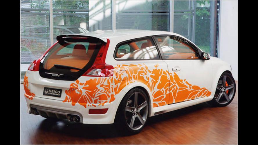 Volvo: Knallig-kräftiges Tuning-Konzept für die SEMA-Show