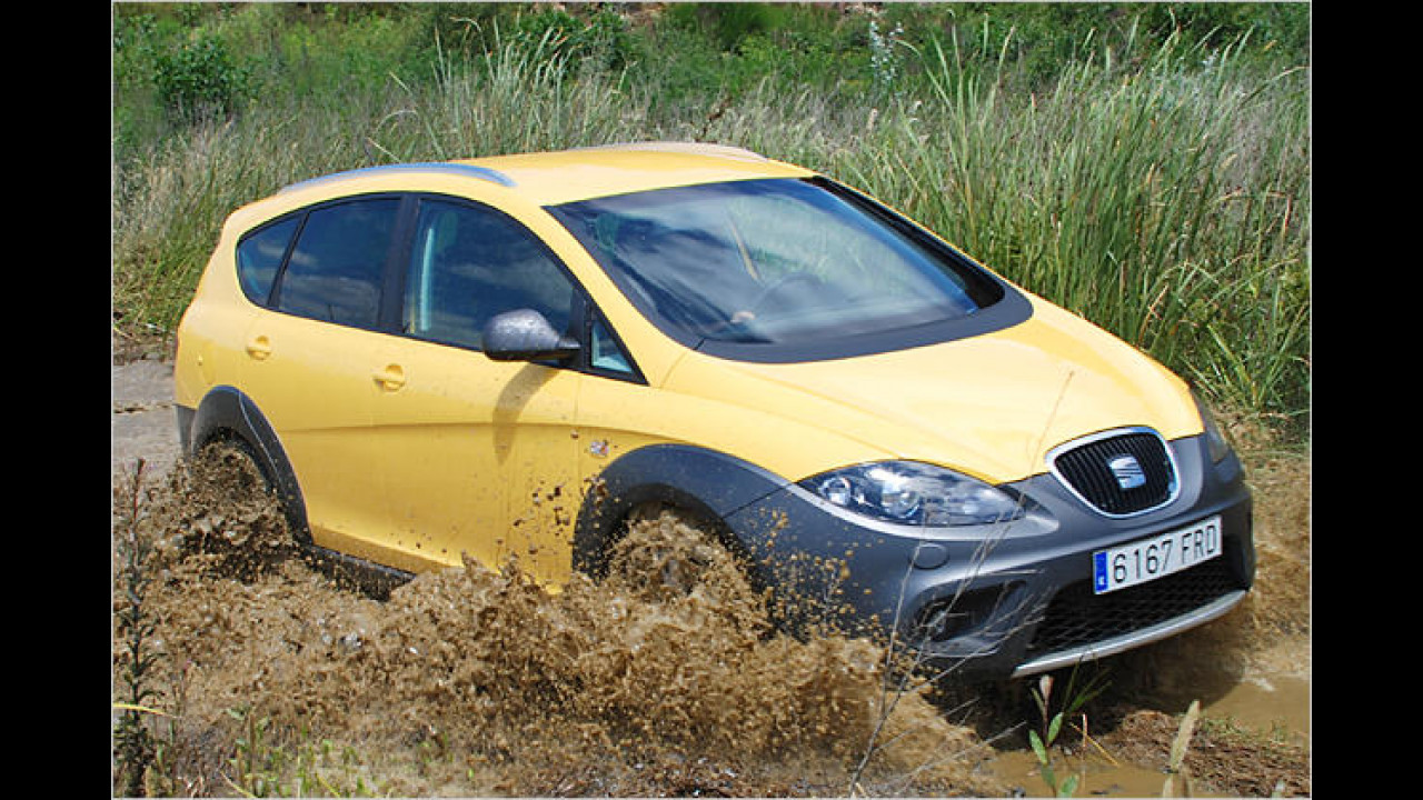 Seat Altea Freetrack 2.0 TDI 125 kW 4x4 DPF
