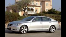 Lexus GS: Endlich schön