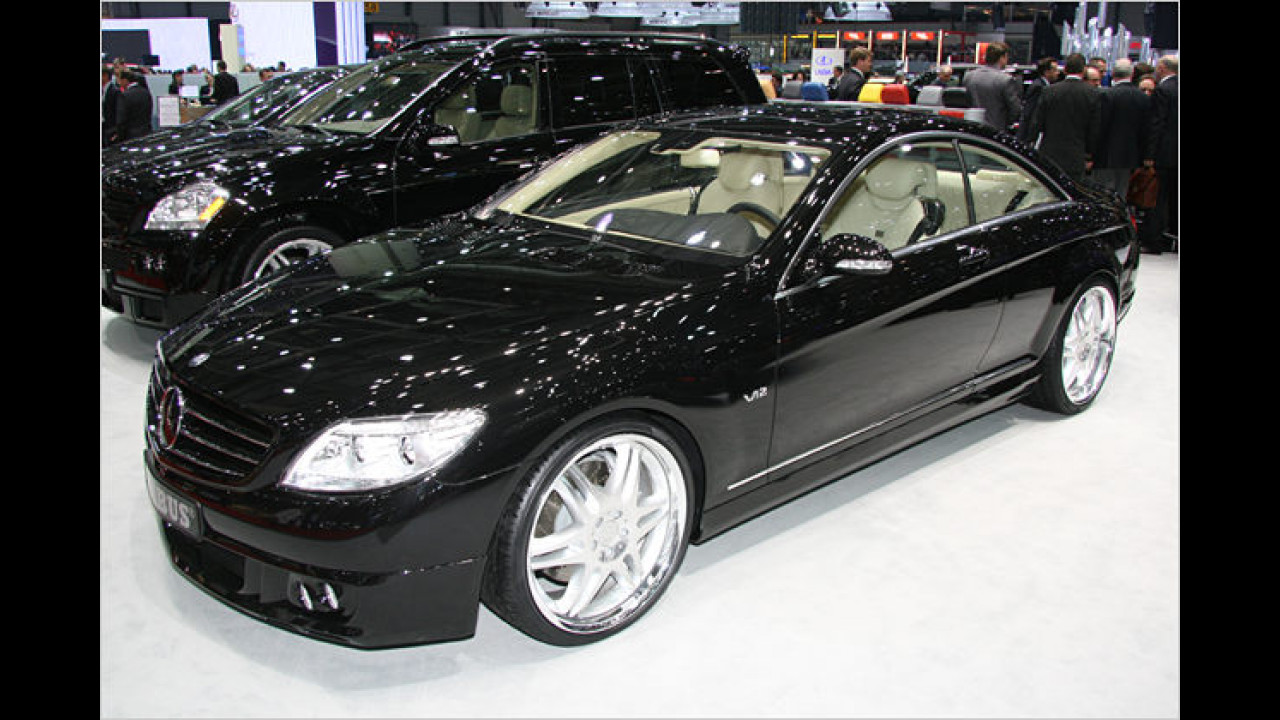 Brabus CL 600