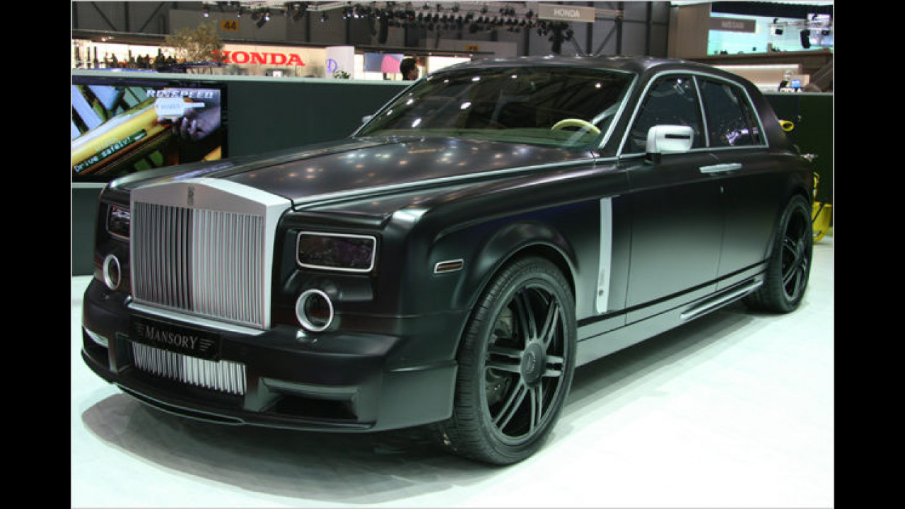 Rolls Royce Conquistador