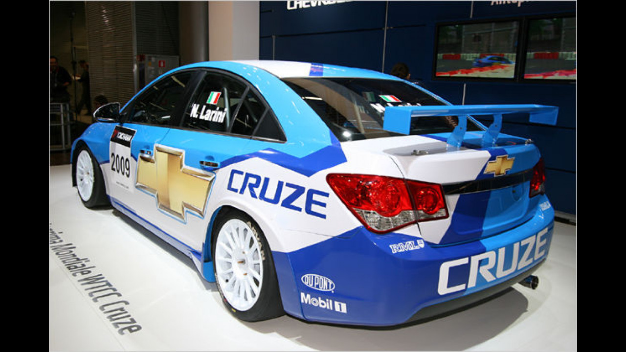 Chevrolet Cruze WTTC 2009