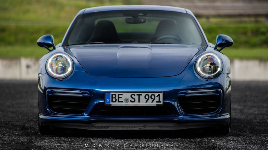 Porsche 911 Turbo S - Edo Competition